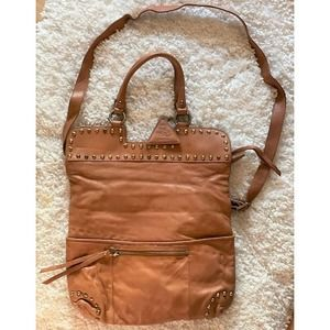 Sorial Leather Bag in EUC
